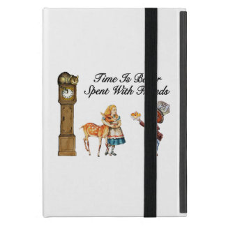 Alice In Wonderland Better With Friends iPad Mini Case