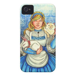 'Alice in Wonderland' Blackberry Bold Case