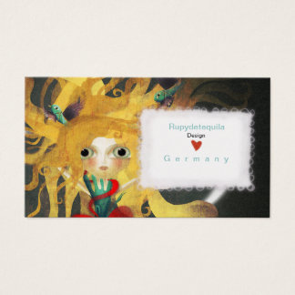 Alice in wonderland Business Cards