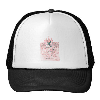 Alice in Wonderland by Lewis Carroll Pink Hats