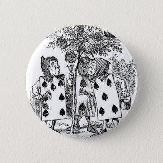 Alice in Wonderland Card Soldiers Button