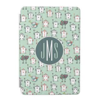 Alice In Wonderland | Card Soldiers - Monogram iPad Mini Cover