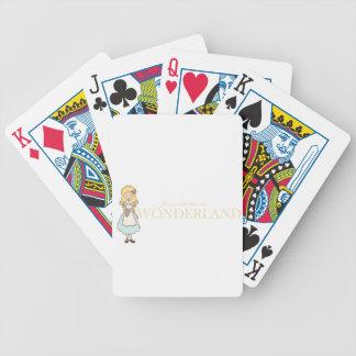 Alice In Wonderland Cards Deck Of Cards