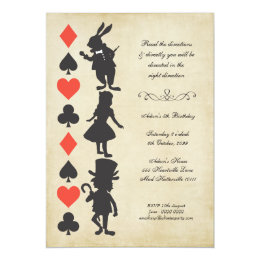 Alice In Wonderland Unbirthday Party Gifts on Zazzle