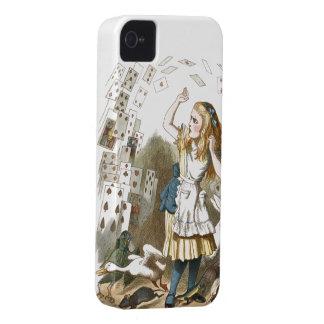 Alice in Wonderland iPhone 4 Case-Mate Case