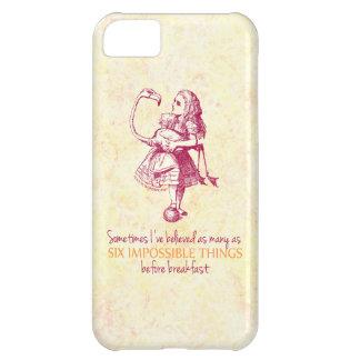 Alice in Wonderland iPhone 5C Case