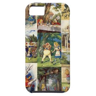 alice in wonderland iPhone 5 covers