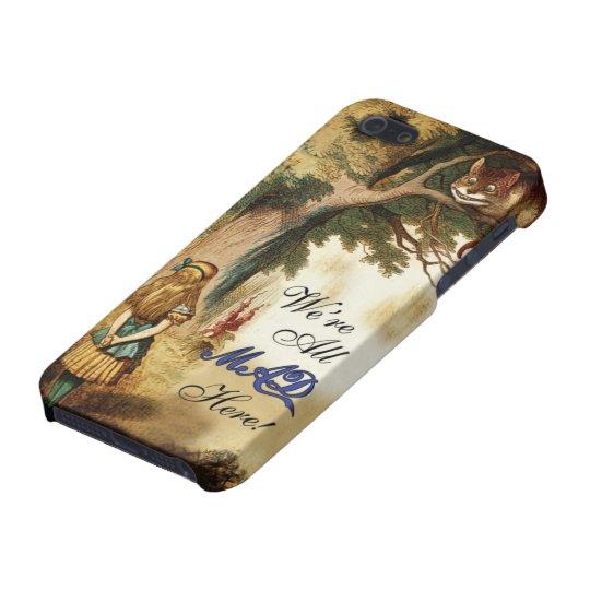 Alice in Wonderland Case For iPhone SE/5/5s