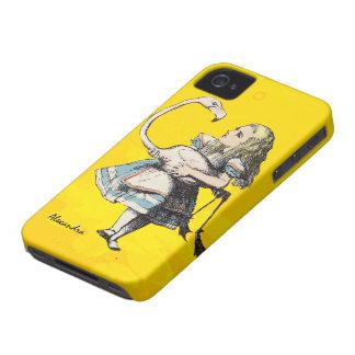 Alice In Wonderland Casemate iPhone 4 Case