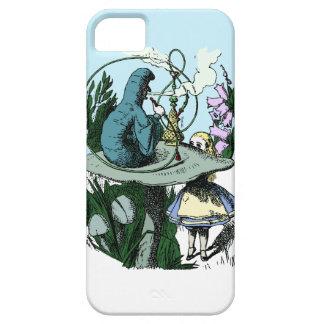 Alice in Wonderland Catepillar Hookah iphone 5 iPhone SE/5/5s Case