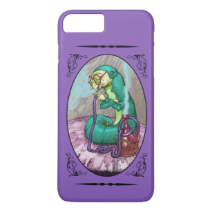 official photos e71d5 0a939 Alice in Wonderland - Caterpillar iPhone 8 Plus/7 Plus Case