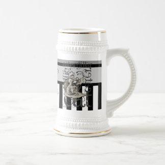 Alice In Wonderland Caterpillar Grunge Coffee Mugs