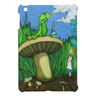 Alice in Wonderland Caterpillar Ipad Mini Case