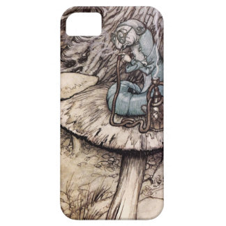 Alice in Wonderland Caterpillar iPhone SE/5/5s Case