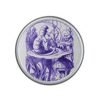 Alice in Wonderland Caterpillar Purple Bluetooth Bluetooth Speaker