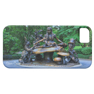 Alice in Wonderland - Central Park NYC iPhone 5 Cover