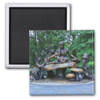 Alice in Wonderland - Central Park NYC Magnet