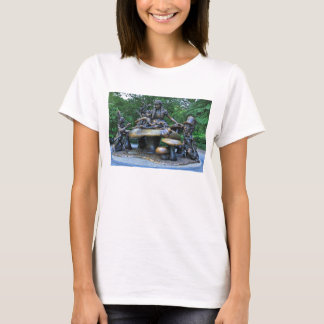 Alice in Wonderland - Central Park NYC T-Shirt