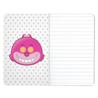 Alice in Wonderland   Cheshire Cat Emoji Journal