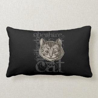 Alice In Wonderland Cheshire Cat Grunge (Single) Pillows