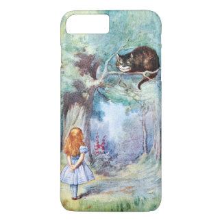 Alice in Wonderland Cheshire Cat iPhone 7 Plus iPhone 8 Plus/7 Plus Case