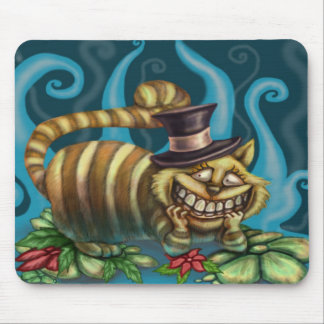 Alice in Wonderland Cheshire Cat Mouse Pad