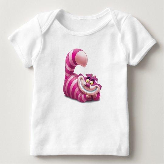 Alice in Wonderland   Cheshire Cat Smiling Baby T-Shirt