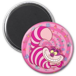 Alice in Wonderland | Cheshire Cat Smiling Magnet