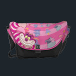 "Alice in Wonderland | Cheshire Cat Smiling Messenger Bag<br><div class=""desc"">Cheshire Cat</div>"