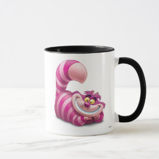 Alice in Wonderland | Cheshire Cat Smiling Mug