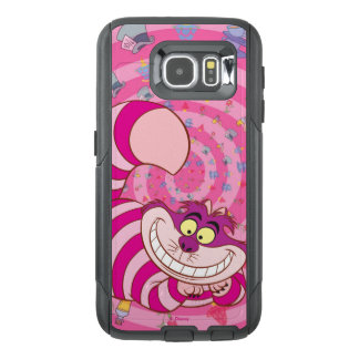 Alice in Wonderland | Cheshire Cat Smiling OtterBox Samsung Galaxy S6 Case