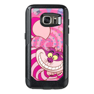 Alice in Wonderland | Cheshire Cat Smiling OtterBox Samsung Galaxy S7 Case