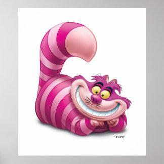 Alice in Wonderland | Cheshire Cat Smiling Poster