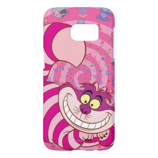 Alice in Wonderland | Cheshire Cat Smiling Samsung Galaxy S7 Case