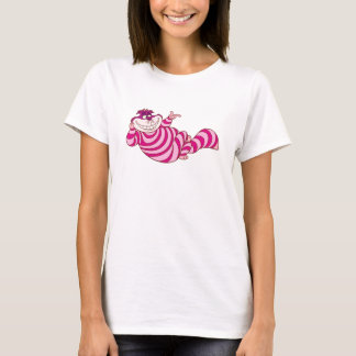 Alice in Wonderland Cheshire Cat snap finger T-Shirt