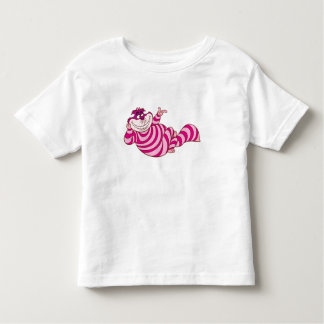 Alice in Wonderland Cheshire Cat snap finger Toddler T-shirt