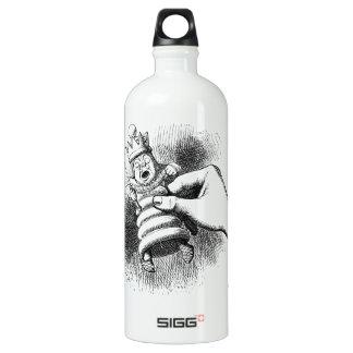 Alice In Wonderland Chessman Water Bottle