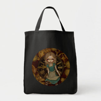 Alice in Wonderland Clockwork steampunk Bag