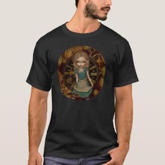 Alice in Wonderland Clockwork steampunk Shirt