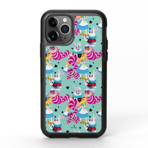 Alice In Wonderland | Colorful Fun Pattern OtterBox Symmetry iPhone 11 Pro Case