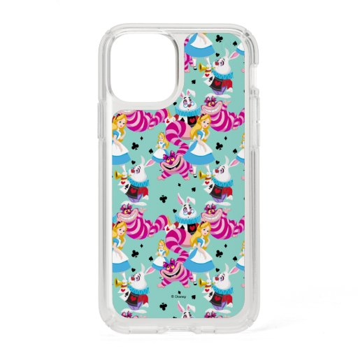 Alice In Wonderland | Colorful Fun Pattern Speck iPhone 11 Pro Case