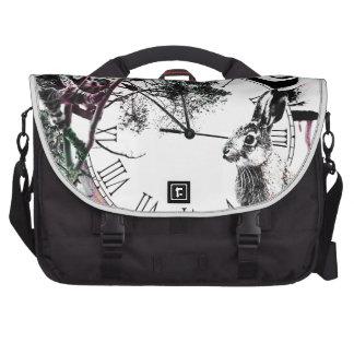 Alice in Wonderland commuter bag