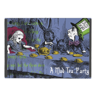 Alice in Wonderland Cover For iPad Mini