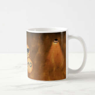 Alice in Wonderland - Curiouser and Curiouser Classic White Coffee Mug