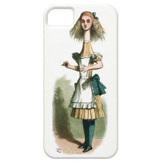 Alice in Wonderland Curiouser iPhone 5 Case