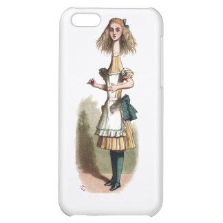 Alice in Wonderland Curiouser iPhone 5C Speck Case iPhone 5C Covers