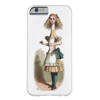 Alice in Wonderland Curiouser iPhone 6 Case