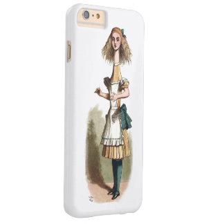 Alice in Wonderland Curiouser iPhone 6 Plus Case