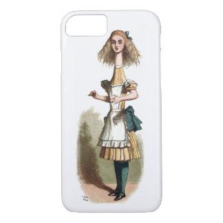 Alice in Wonderland Curiouser iPhone 7 Case