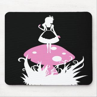 Alice in Wonderland  Dark mousepad